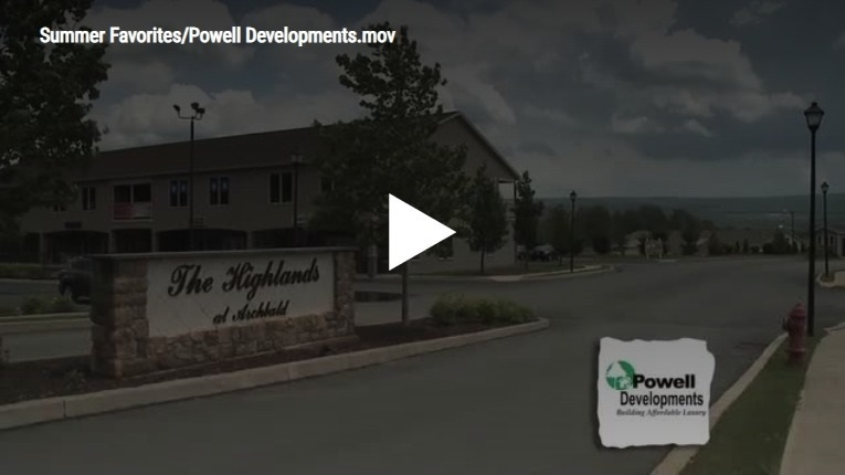Summer Favorites: Powell Developments